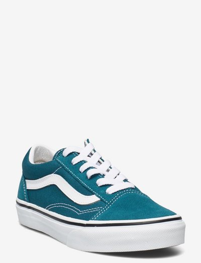 Shoe Youth Unisex Numeric Wid - laag sneakers - blue coral/true white