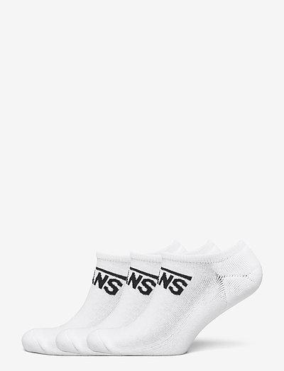 CLASSIC KICK (9.5-13, 3PK) - nilkkasukat - white