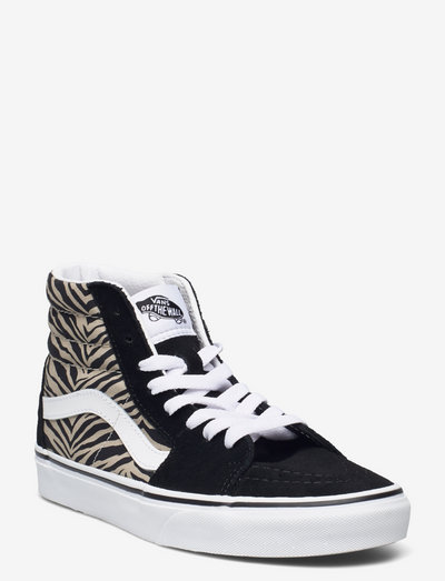 UA SK8-Hi - hoge sneakers - (safari multi) mix/tr wht