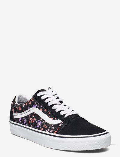 UA Old Skool - lave sneakers - (floral)coveredditsytrwht