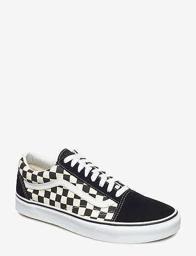 UA Old Skool - lave sneakers - (primary check) blk/white