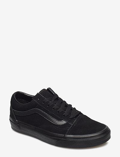 UA Old Skool - matalavartiset tennarit - (suede)black/black/black