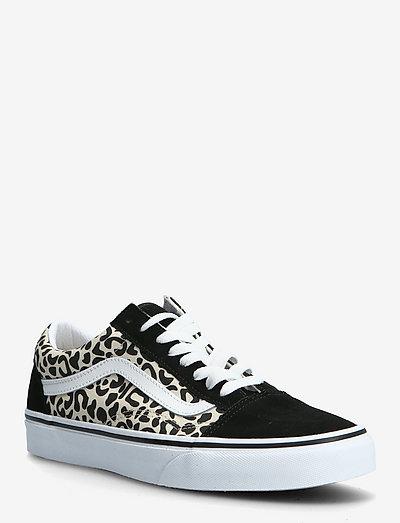 UA Old Skool - lave sneakers - (safari multi) mix/tr wht