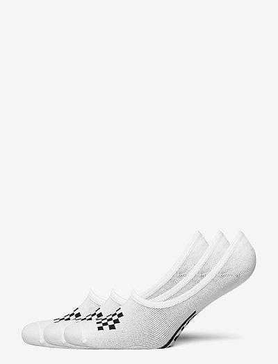 CLASSIC CANOODLE 6.5-10 3PK - kousen - white/black
