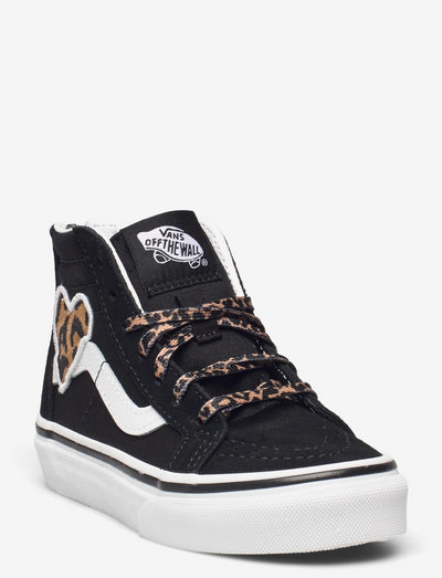 Shoe Youth Unisex Numeric Wid - hoog sneakers - (leopard fur) heart/black