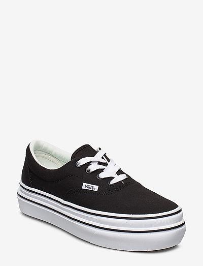 UA Super ComfyCush Era - lave sneakers - (canvas) black/true white