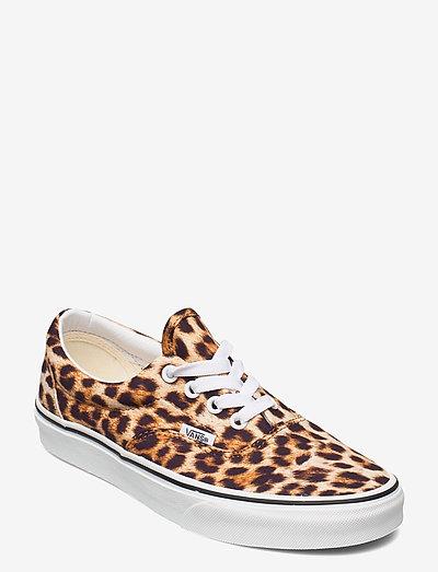 UA Era - lave sneakers - (leopard) black/truewhite
