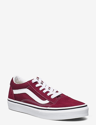 Shoe Junior Numeric Width - laag sneakers - pomegranate/true white