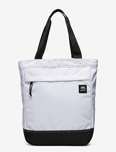 CONSTRUCT DX TOTE - tote bags - white