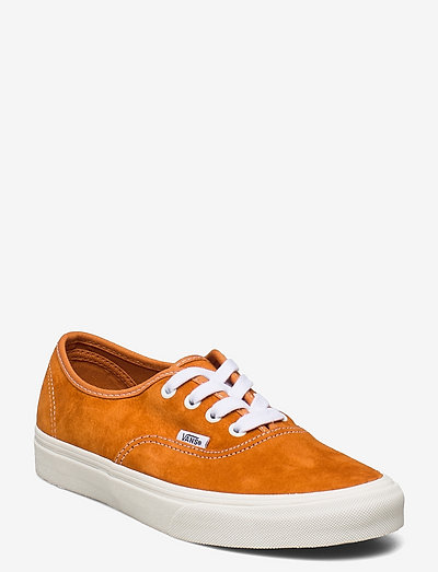 UA Authentic - lave sneakers - (pig suede)dsrtsun/snwwht