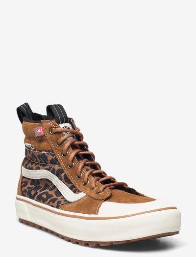 Shoe Adult Unisex Numeric Wid - høje sneakers - chipmunk/leopard