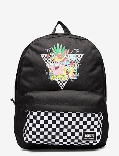 Daypacks Womens One - accessories - (sunflower checker)mltwht