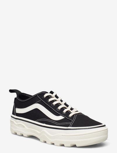 UA Sentry Old Skool WC - lave sneakers - (canvas) black/marshmallo