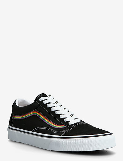 Shoe Adult Unisex Numeric Wid - lave sneakers - (pride) blk/multi/tr wht