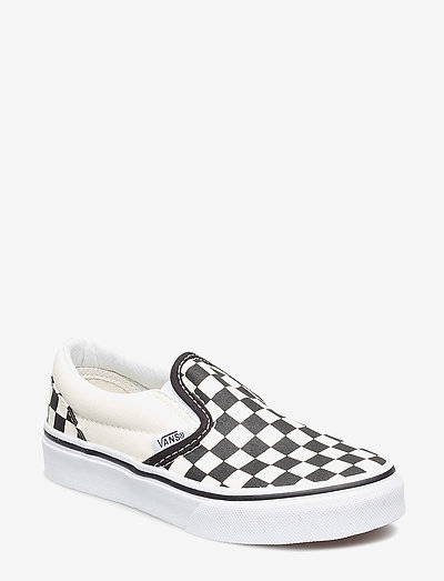 UY Classic Slip-On - laag sneakers - (checkerboard) black/wht