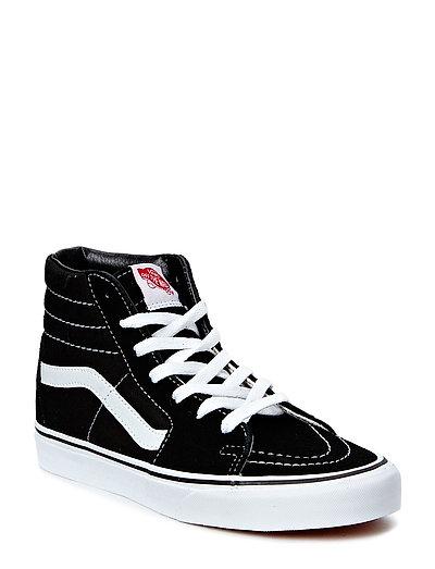 Ua Sk8-Hi Hohe Sneaker Schwarz VANS