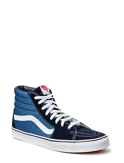 Ua Sk8-Hi Hohe Sneaker Blau VANS