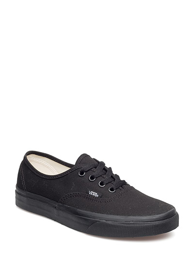 UA Authentic True White, 4.5, Medium - BLACK/BLACK