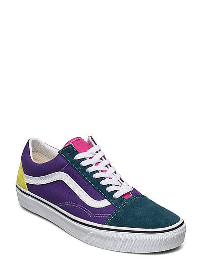 Ua Old Skool Niedrige Sneaker Bunt/gemustert VANS