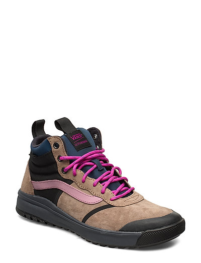 VANS Ua Ultrarange Hi Dl Portabell Hohe Sneaker Bunt/gemustert VANS