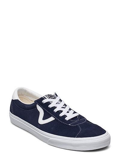 Ua Vans Sport Niedrige Sneaker Blau VANS