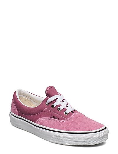 Ua Era Niedrige Sneaker Pink VANS