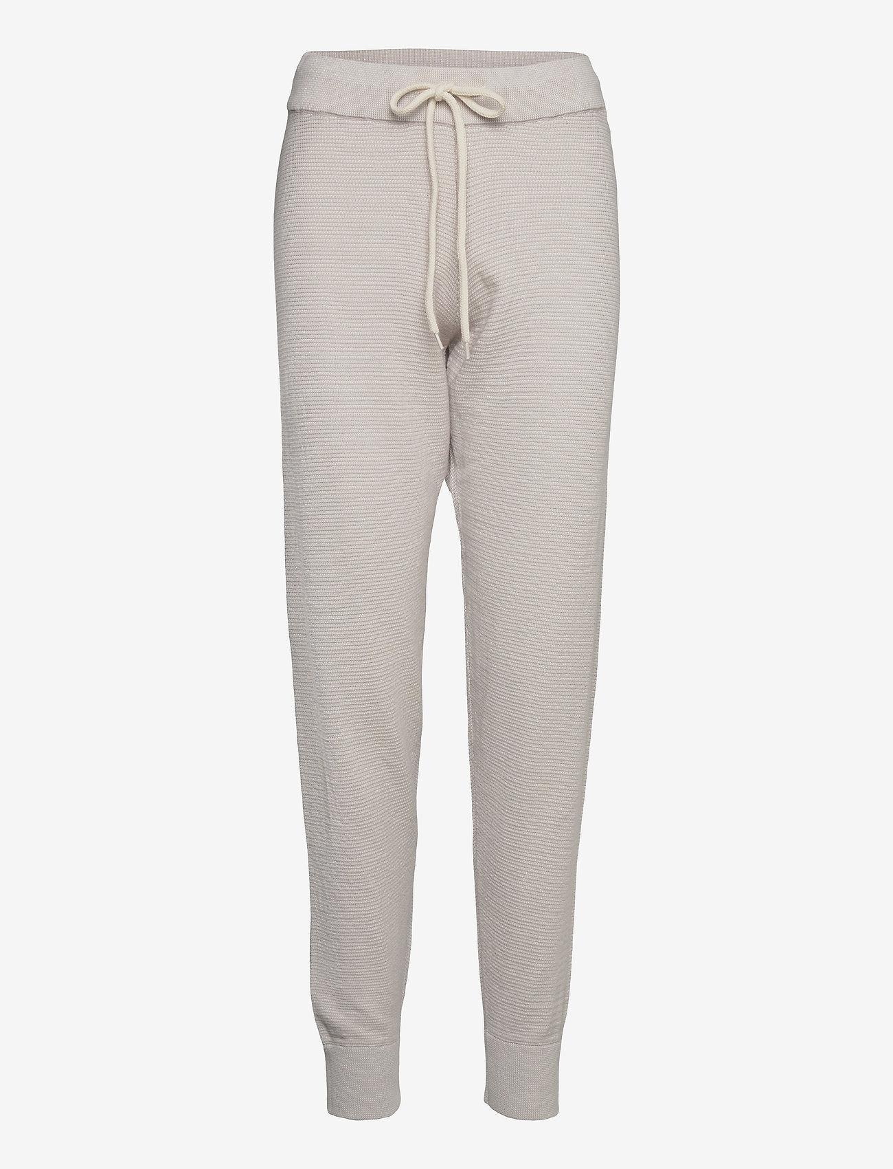 Varley - Alice Sweatpants 2.0 - kleidung - cobweb silver - 0