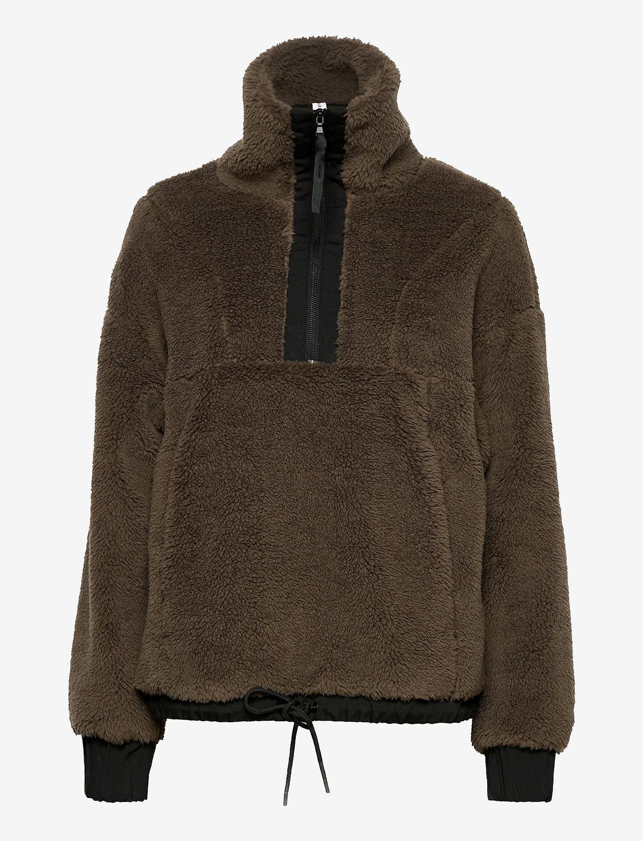Varley - Appleton Sweat - sweatshirts en hoodies - morel - 1
