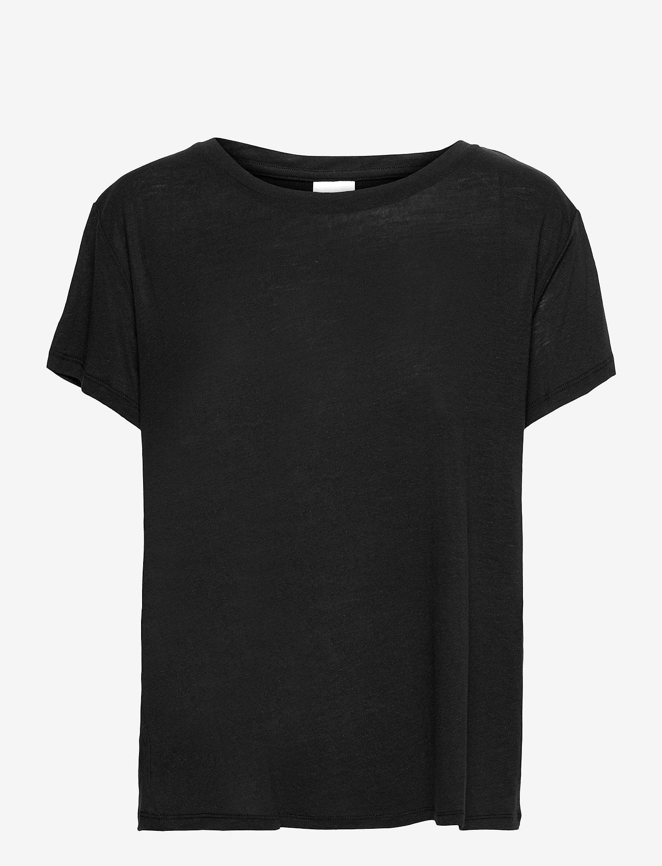 Varley - Tilden Tee 2.0 - t-shirts - black - 0