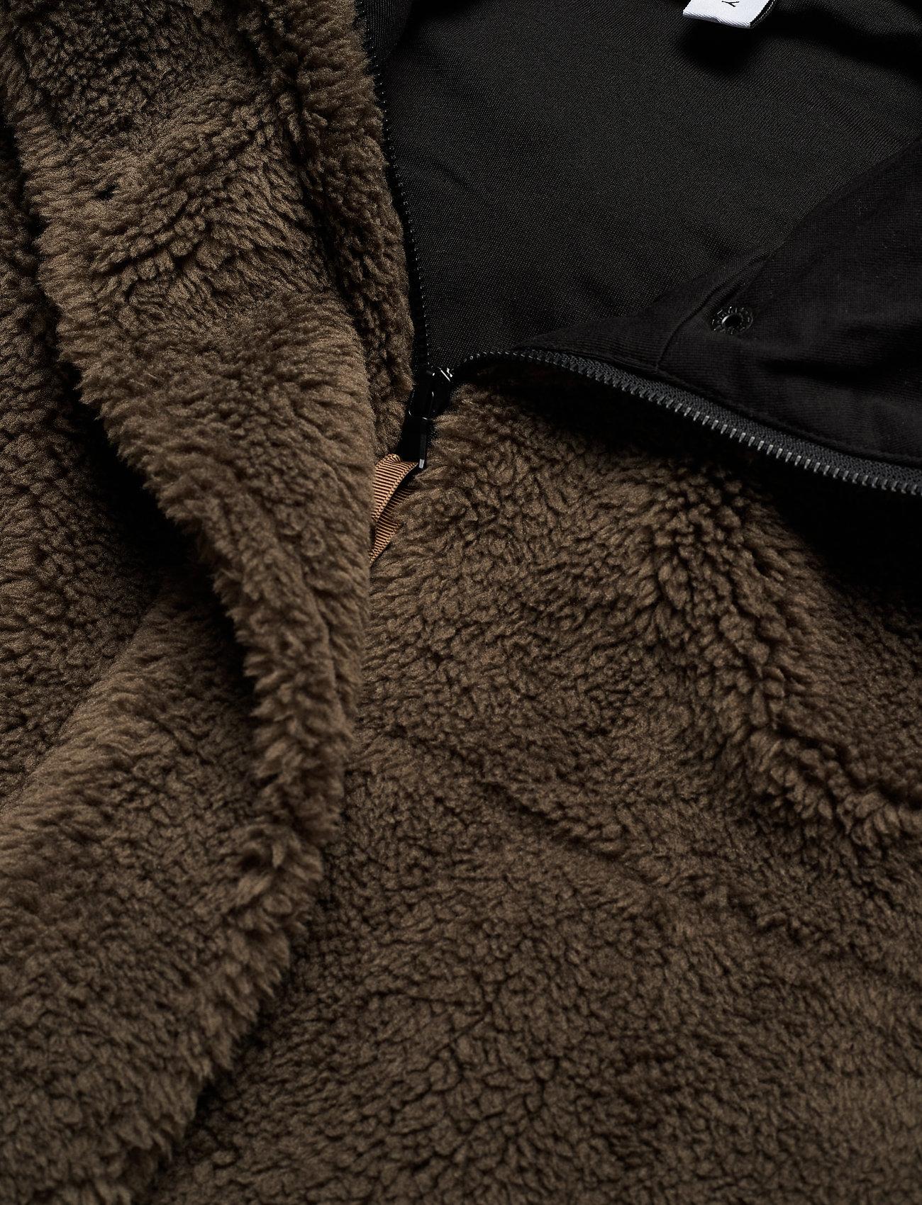 Varley - Midvale Jacket - kunstpelz - morel - 8