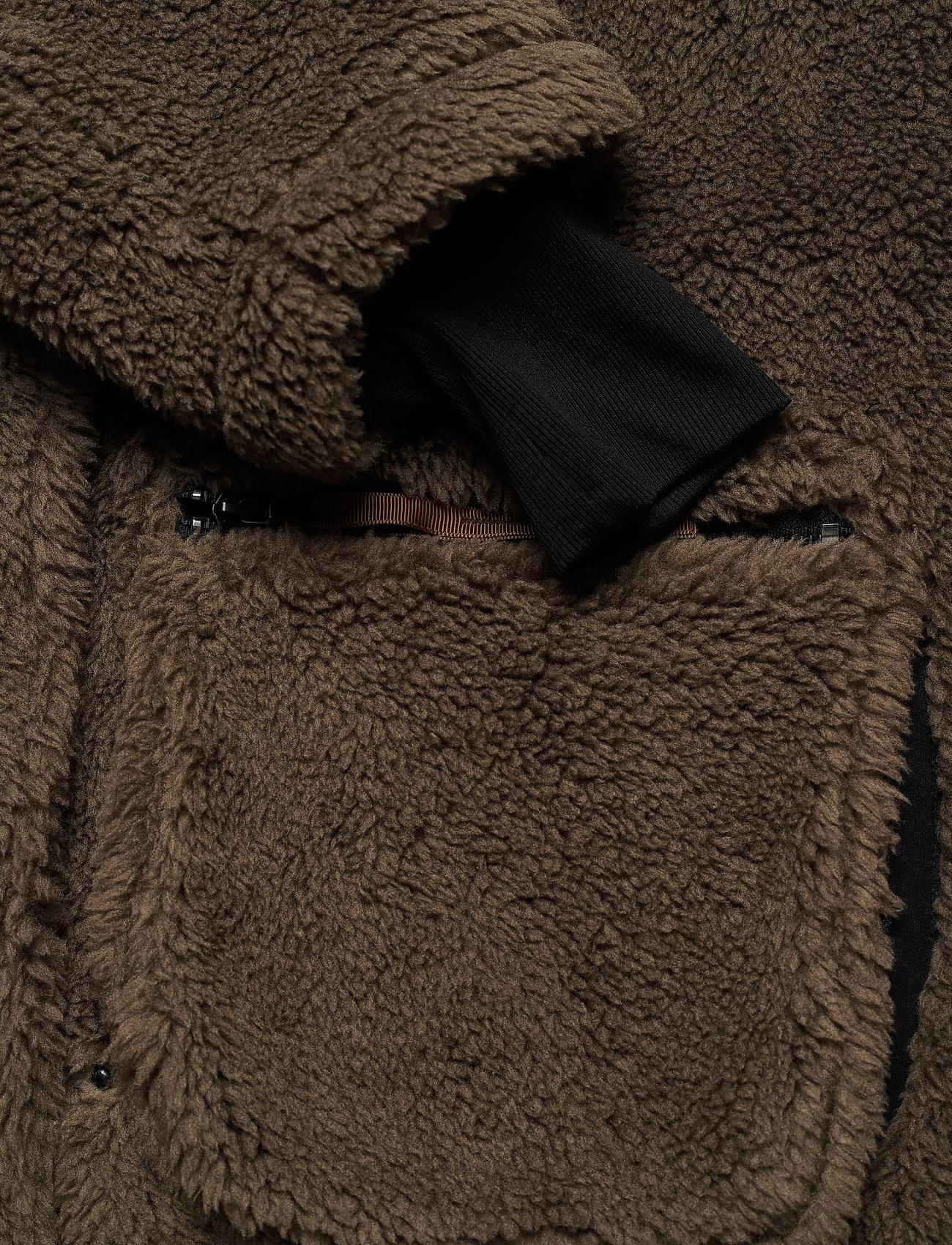 Varley - Midvale Jacket - kunstpelz - morel - 9
