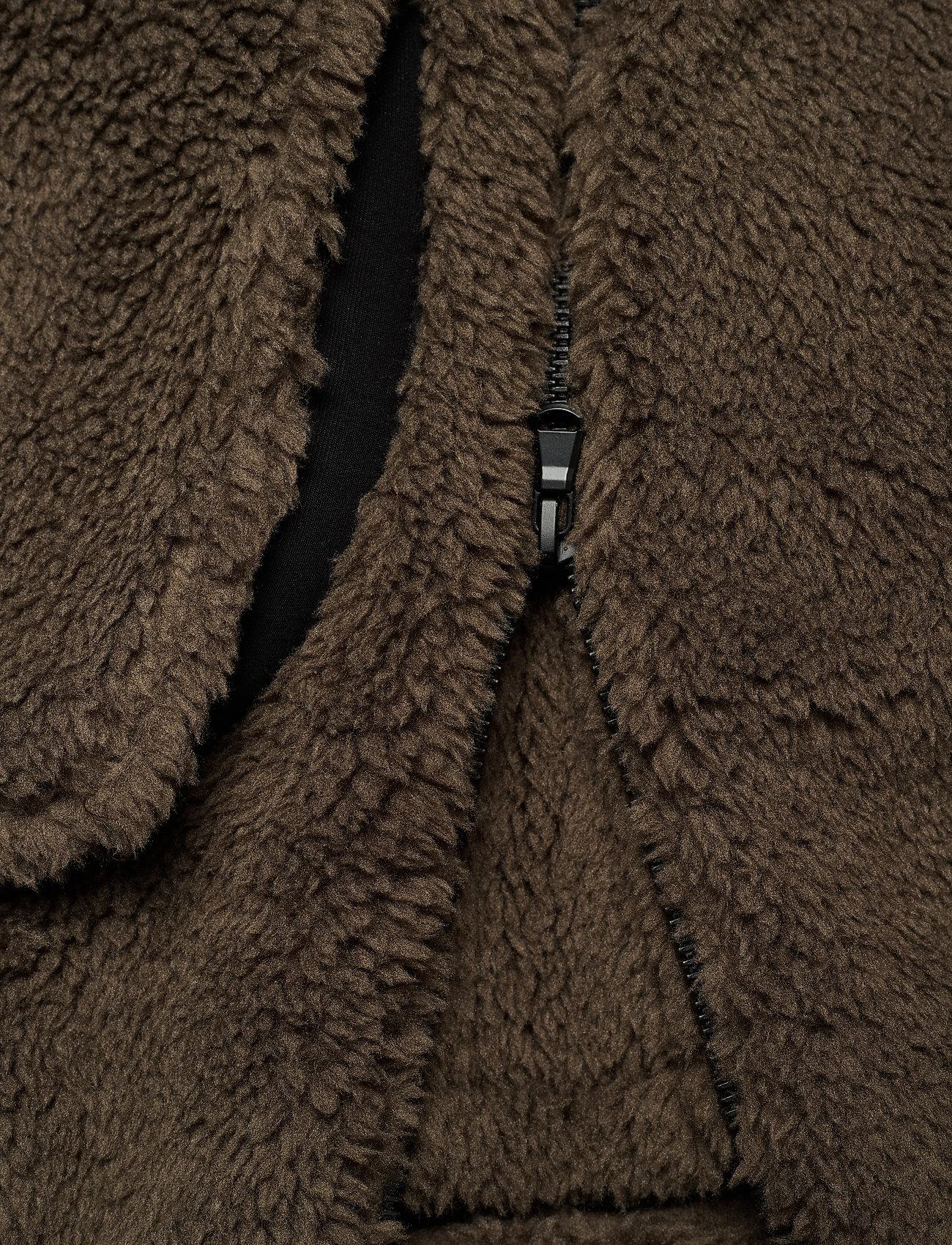 Varley - Midvale Jacket - kunstpelz - morel - 11