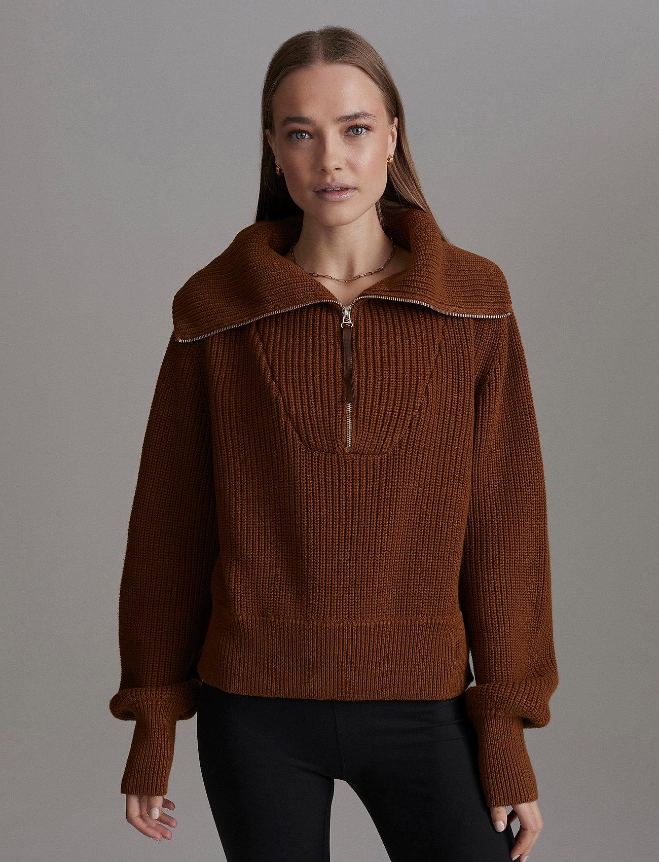 Varley - Mentone Top - turtlenecks - monks robe - 0