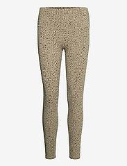 Varley - Luna Legging - leggings - taupe feather - 0