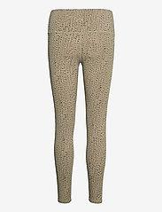 Varley - Luna Legging - leggings - taupe feather - 1
