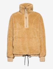 Varley - Appleton Sweat - sweatshirts en hoodies - mustard gold - 0