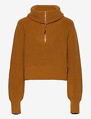 Varley - Mentone Top - turtlenecks - monks robe - 1
