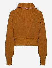 Varley - Mentone Top - turtlenecks - monks robe - 2