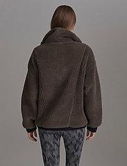 Varley - Appleton Sweat - sweatshirts en hoodies - morel - 3