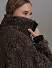 Varley - Appleton Sweat - sweatshirts en hoodies - morel - 5