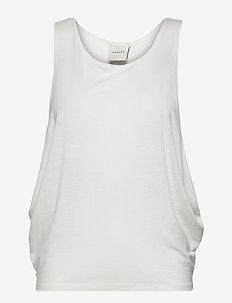 Buckley Tank 2.0 - t-shirt & tops - whisper white