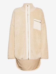 Marney Jacket - sweatshirts & hættetrøjer - sandshell