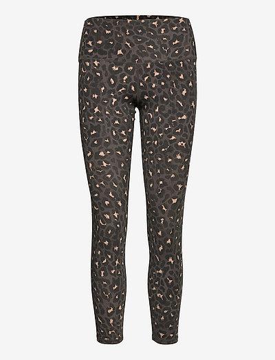 Luna Legging - tights & shorts - molten leopard