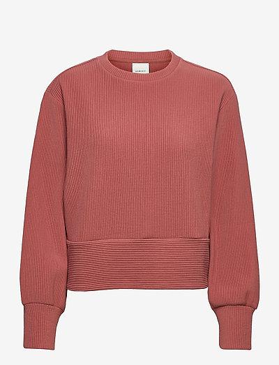 Maybrook Top - sweatshirts en hoodies - withered rose
