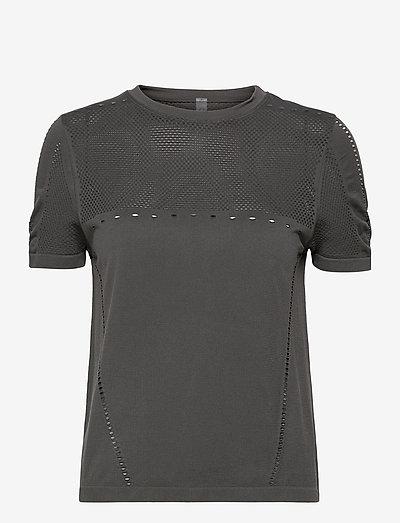 Jefferson Tee - t-shirts - dark shadow