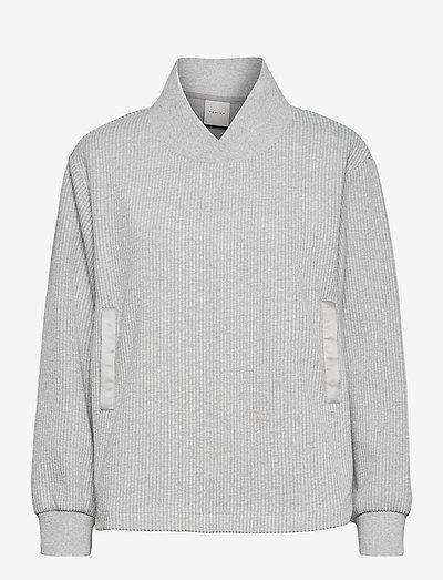 Ellington Sweat - sweatshirts en hoodies - grey marl