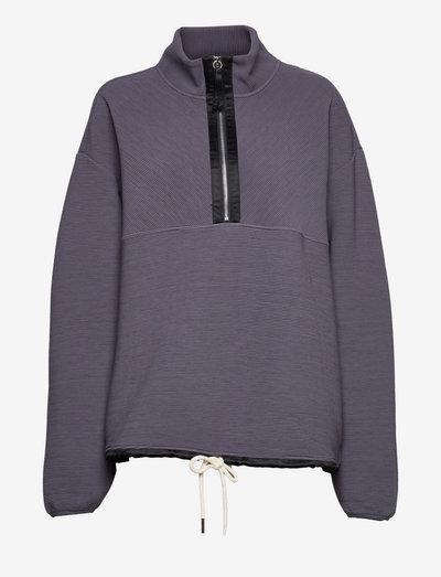 Harding Top - sweatshirts en hoodies - deepest slate