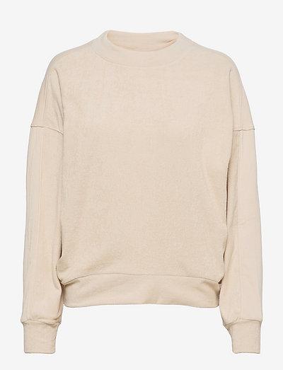 Lyle Top - sweatshirts en hoodies - sandshell