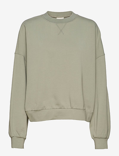 Erwin Sweat - sweatshirts en hoodies - shadow