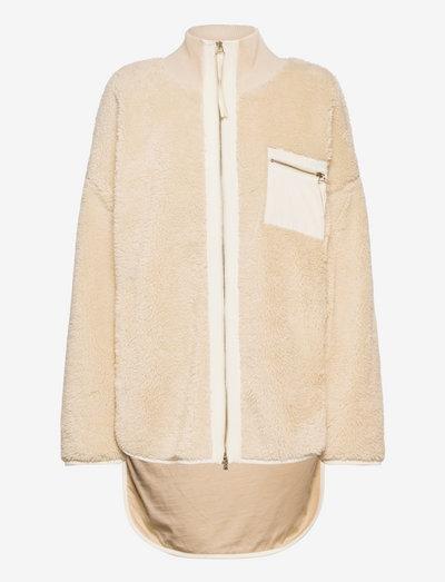 Marney Jacket - sweatshirts en hoodies - sandshell